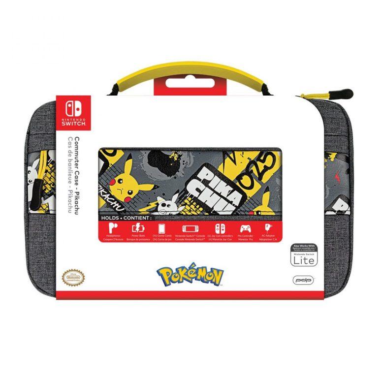 Pikachu Commuter Case