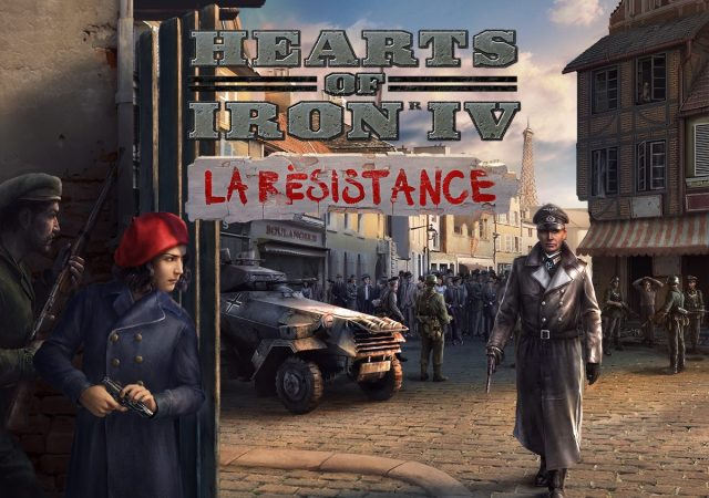 La Resistance Expansion for Hearts of Iron IV