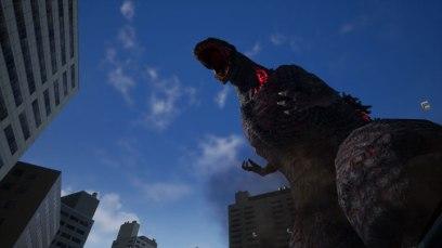 Godzilla VR