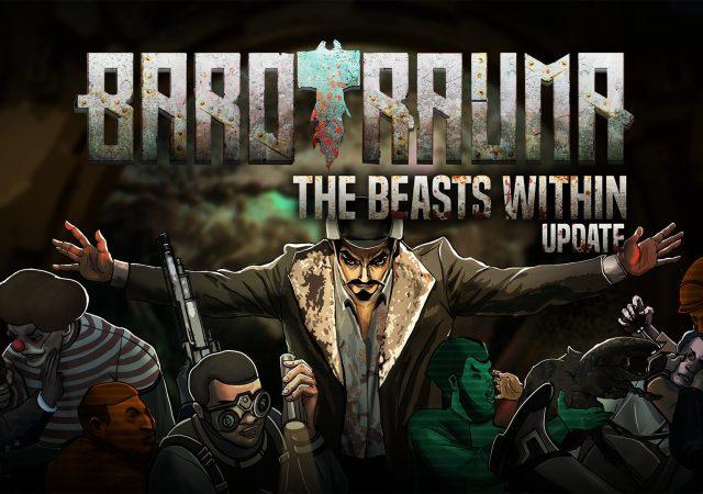 Barotrauma the beasts within