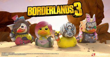 Borderlands (wave 1)