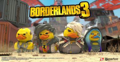 Borderlands (wave 2)