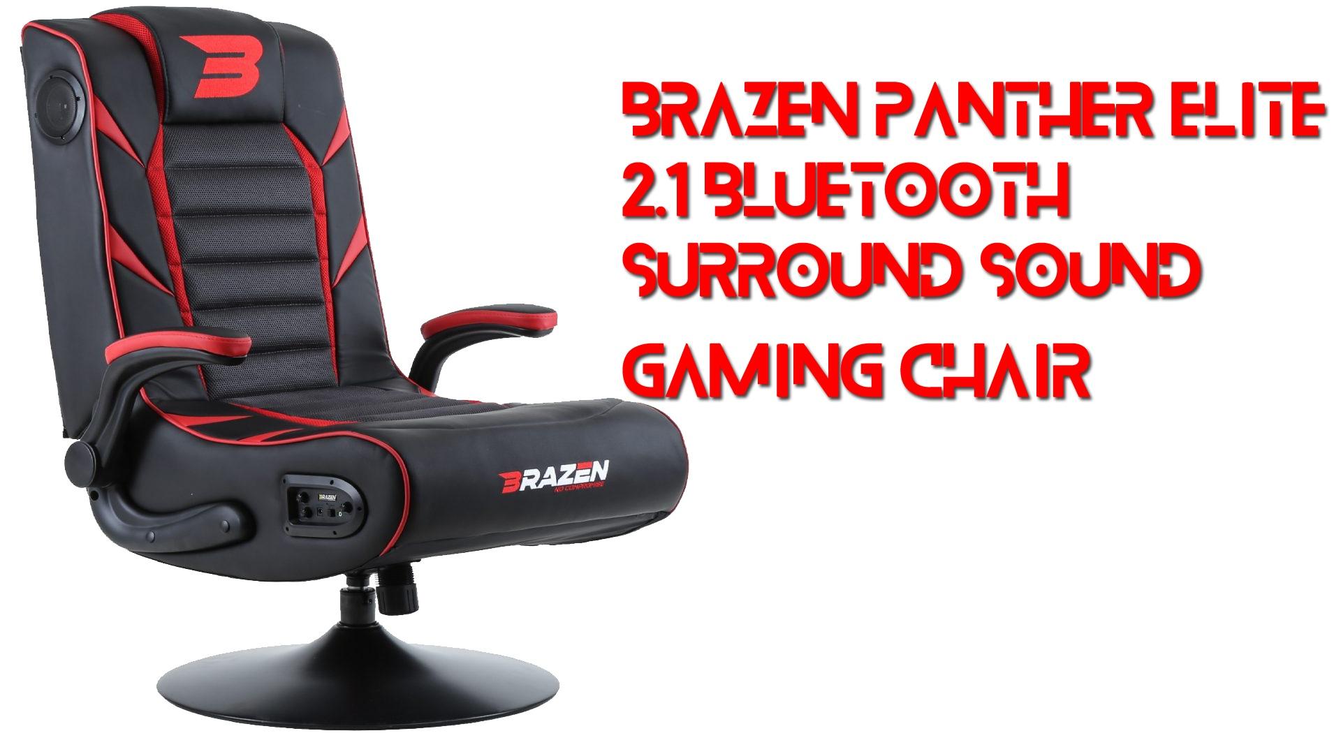 Amazing Brazen Panther Elite Review Bluetooth Surround Sound Creativecarmelina Interior Chair Design Creativecarmelinacom
