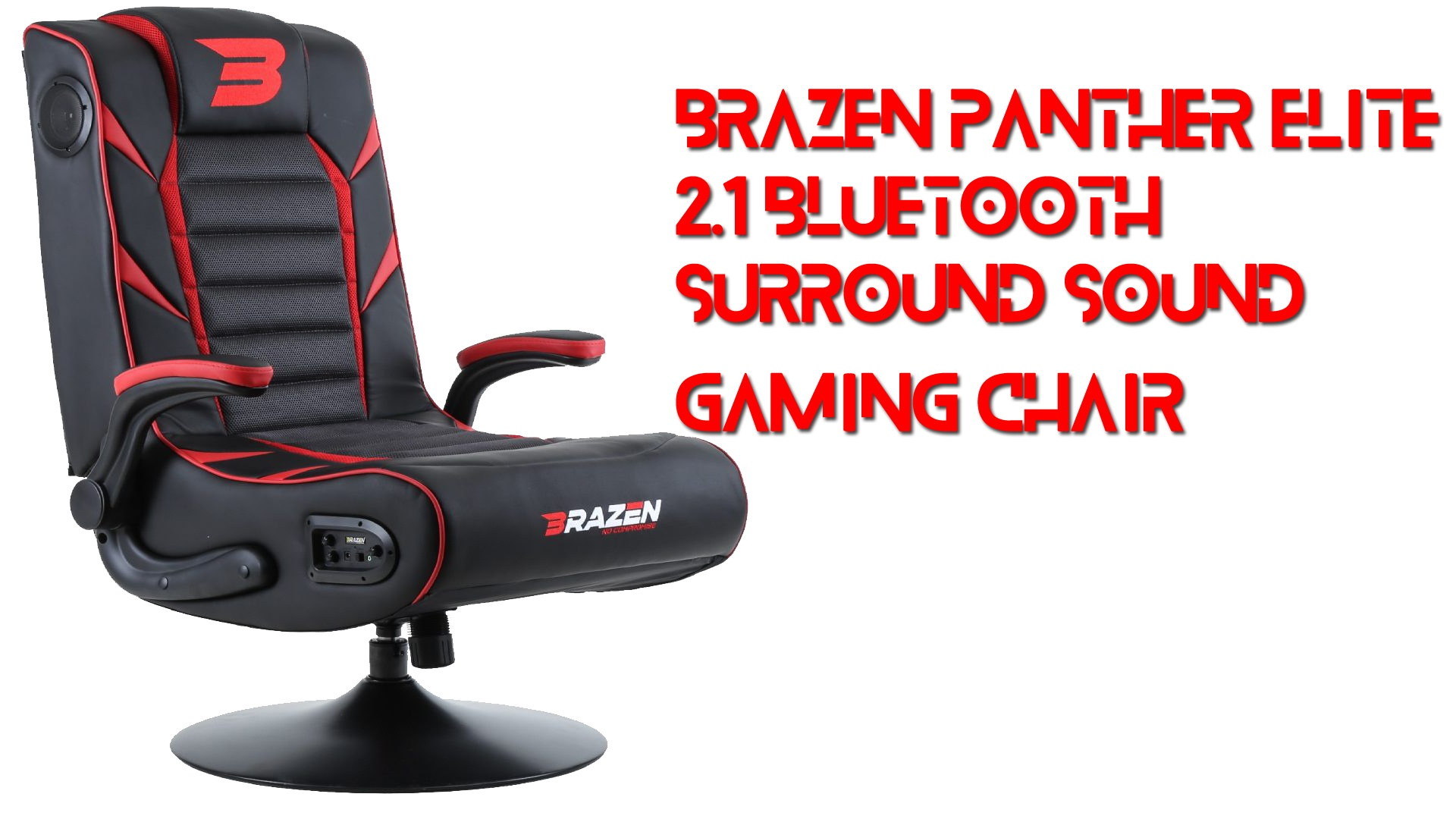 Enjoyable Brazen Panther Elite Review Bluetooth Surround Sound Bralicious Painted Fabric Chair Ideas Braliciousco