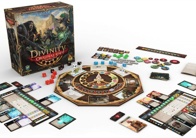 Divinity: Original Sin 2 Board Game