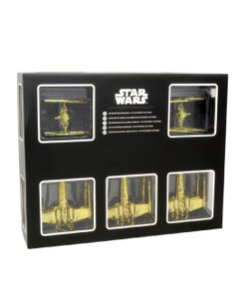 Star-Wars-Gold-Xmas-Decorations-Set-of-6-GS-04