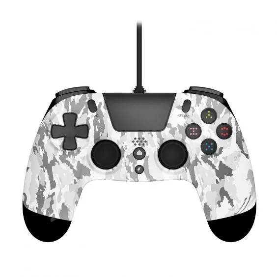 VX-4 wired artic camo front