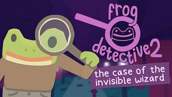 frog detective 2