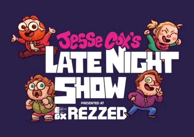 Jesse Cox, Late Night Show