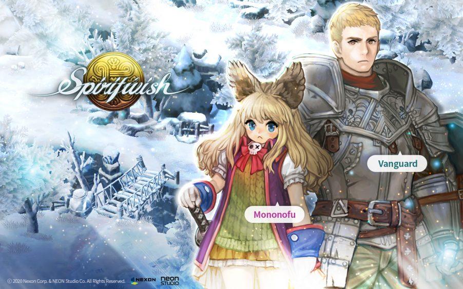 Spiritwish New Character Banner