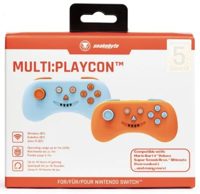 SB915055 snakebyte NSW MULTIPLAYCON (BLUE and ORANGE) Packaging 01