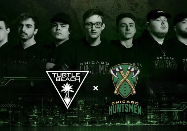 Turtle Beach CHICAGO-HUNTSMAN