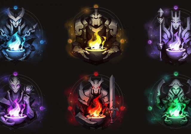 League of Legends - Eternals