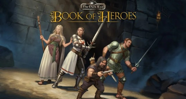 The Dark Eye Book of Heroes