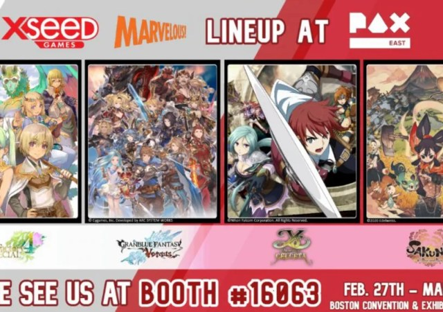 pax east xseed games