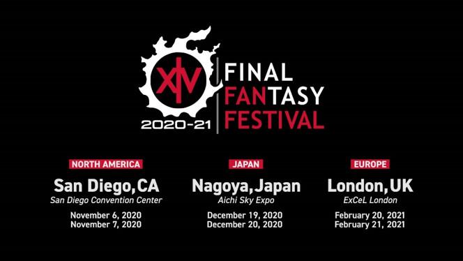 FINAL FANTASY XIV Fan Festivals