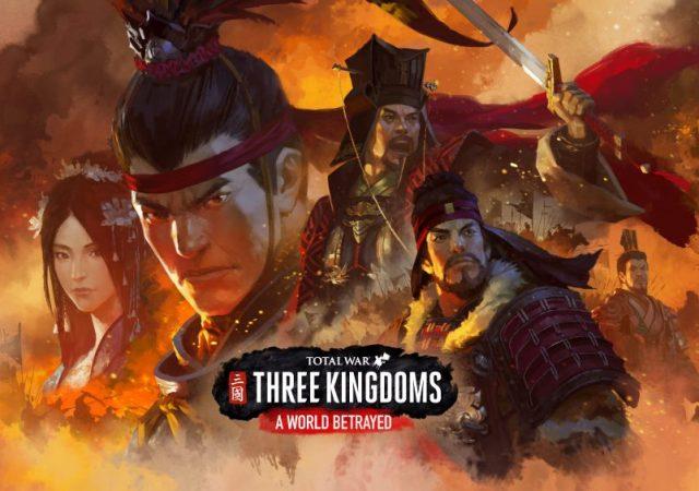 A World Betrayed Total War Three Kingdoms