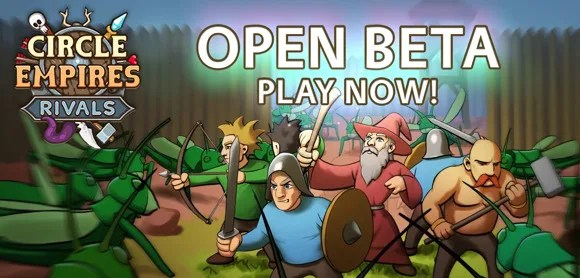 Circle Empires Rivals FREE Open Beta