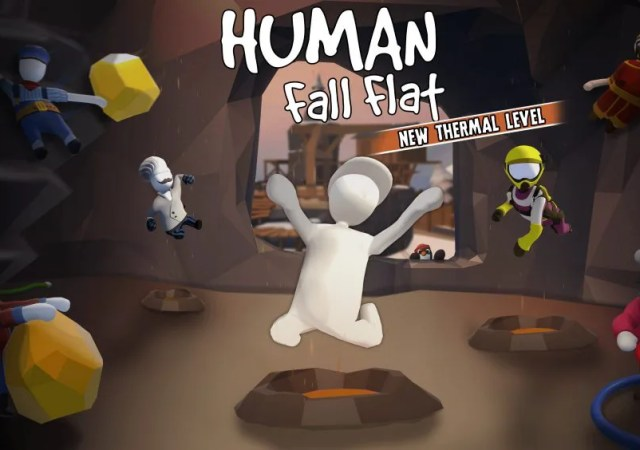 Human Fall Flat Update Thermal
