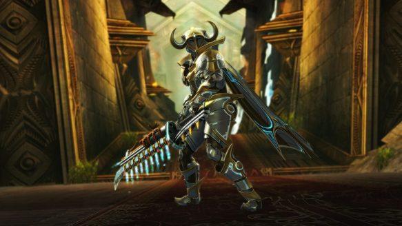 Runic Armor 01