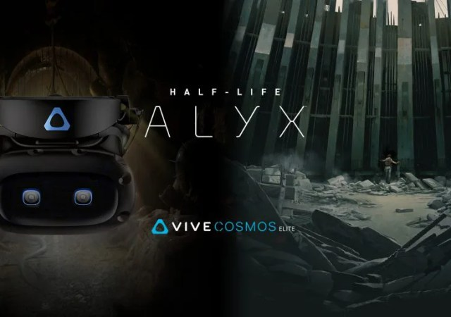 VIVE COSMOS ELITE NOW BUNDLED
