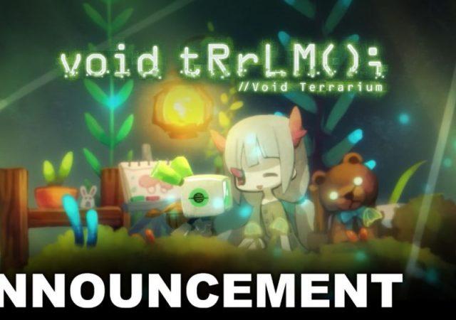 void tRrLM(); Void Terrarium