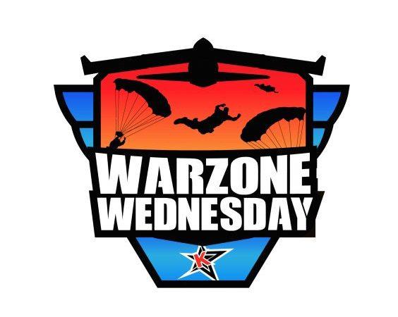 warzone wednesday