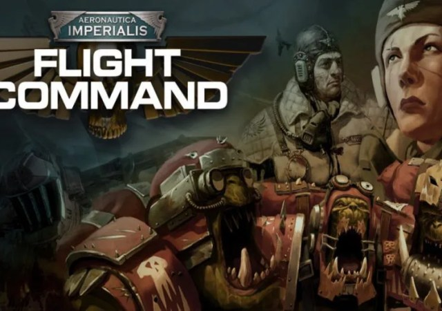 Aeronautica Imperialis Flight Command