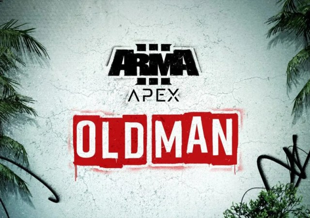 Arma 3 Apex Old Man Scenario