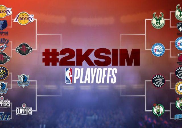 NBA 2K20 2KSim