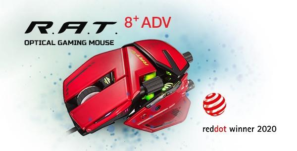Mad Catz R.A.T.8+ ADV