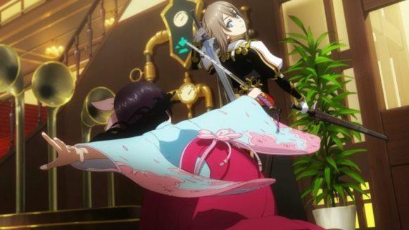 SakuraWars_Combat_screenshot7