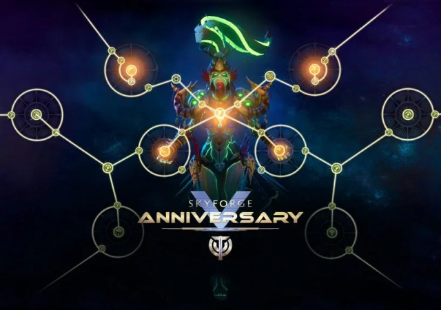 Skyforge fifth anniversary