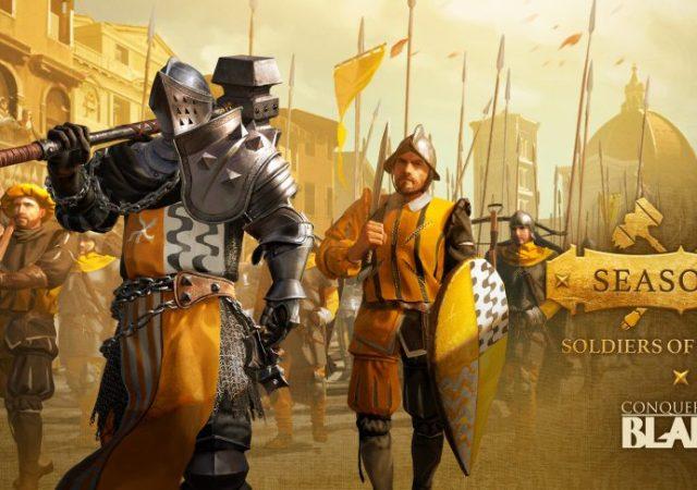 Conqueror's Blade Season III