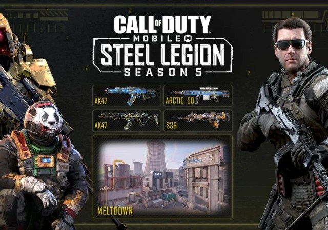 Call of Duty Mobile Season 5