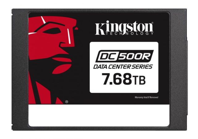 Kingston Digital 7.68TB SSD