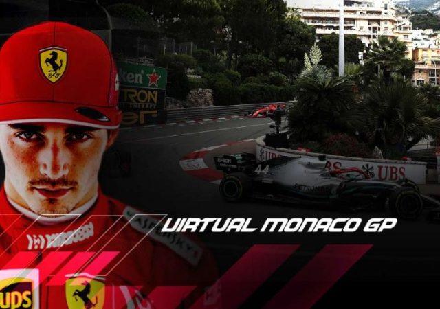 Virtual Monaco Grand Prix