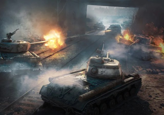 World of Tanks _Road_to_Berlin_