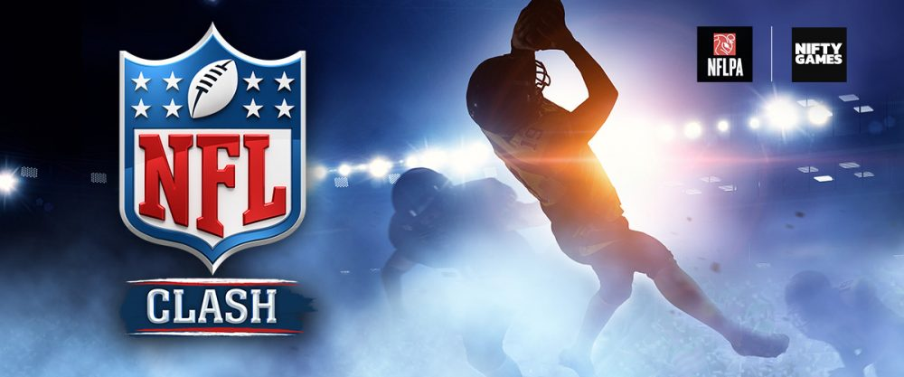 NFL Clash Announced for Mobile