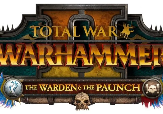 total war warhammer 2 the warden & the Paunch