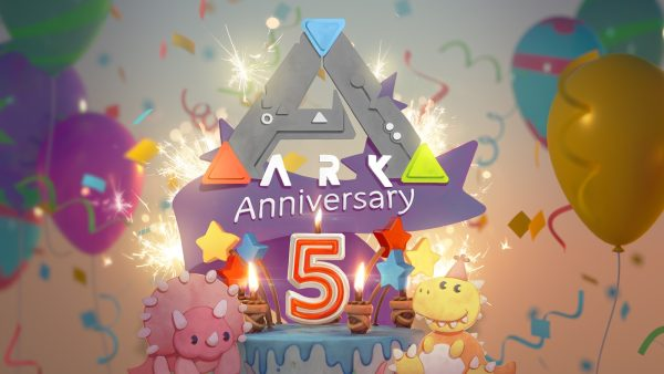 ARK Survival Evolved Celebrates 5 Year Anniversary