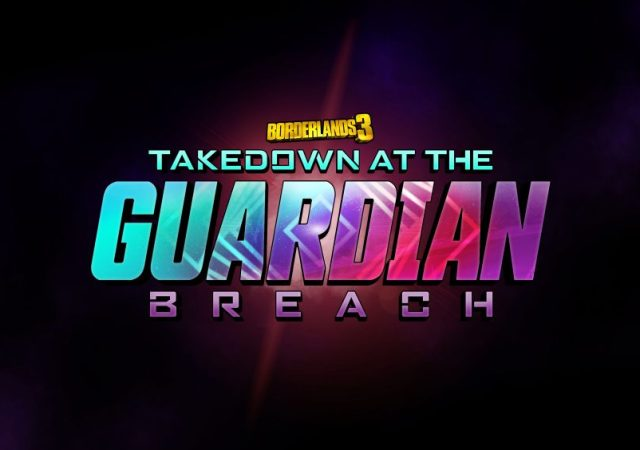 Borderlands 3's Takedown at the Guardian BreachBL3_Guardian_Takedown_Logo