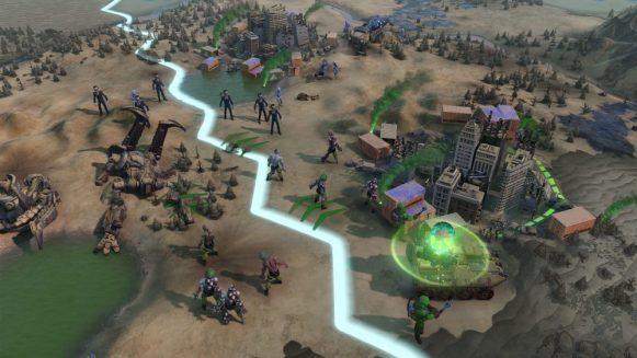 Civilization VI June 2020 Update - Aliens vs. Zombies