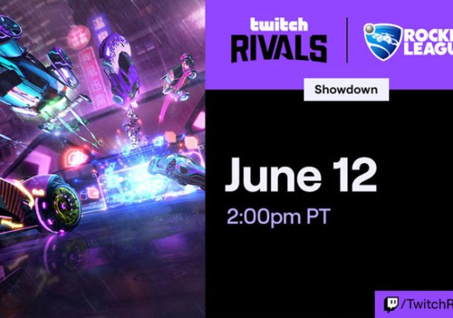 Rocket League Twitch Rivals