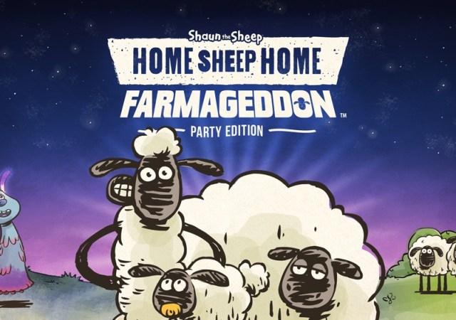 Home Sheep Home Farmageddon Party Edition