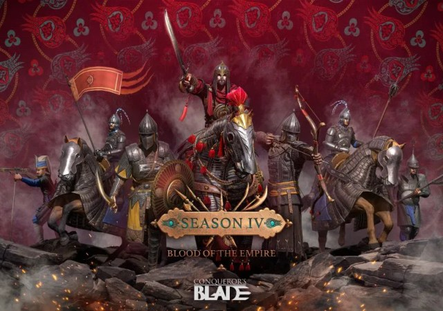 Conqueror's Blade Season IV: Blood of the Empire