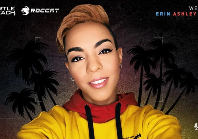 Turtle Beach ROCCAT Erin Ashley Simon