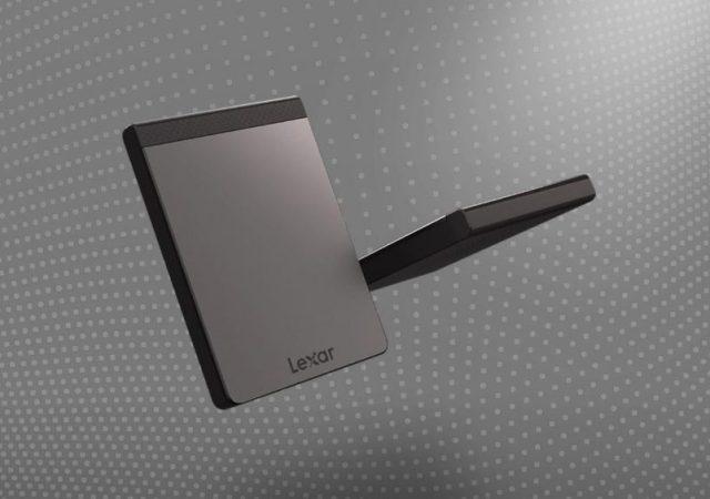 Lexar SL200 Portable SSD