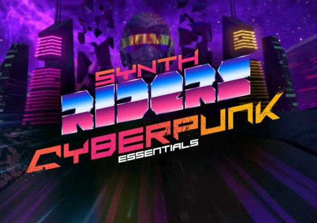 Cyberpunk - Synth Riders