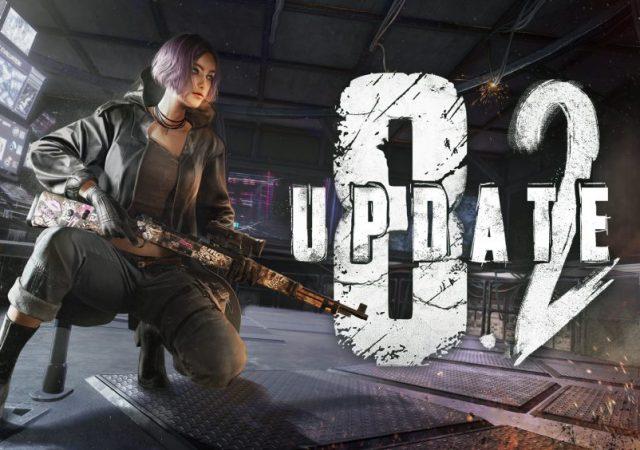 PUBG Update 8.2